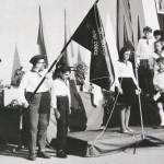Pionirski, odred, 1963