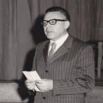 Drago Špendl, prvi ravnatelj, 1962