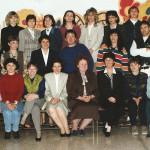 Učiteljski zbor, 1996