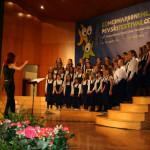Pevski zbor z zborovodkinjo Jolando Ipšek Ulrych, 2007